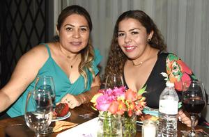 Yadira Juárez y Karla Pérez