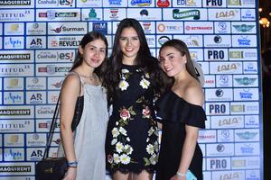 María, Carlota y María