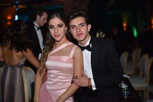 Renata y Fernando
