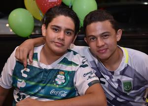 Iñigo y Roberto