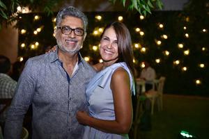 Gerardo Galindo y Mary Carmen Espada