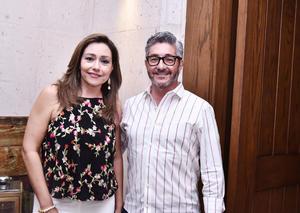 Rosa María y Eduardo