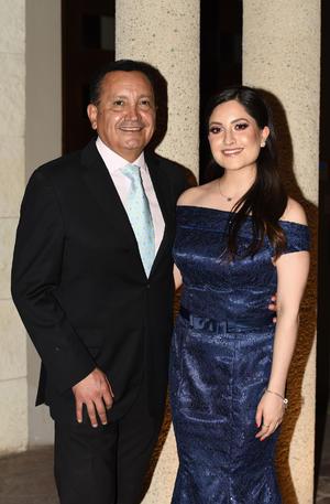 Carlos y Vanessa