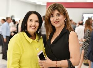 Claudia y Ana Cecilia
