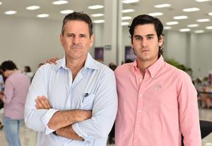 Fernando y Diego Alonso