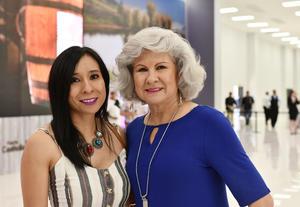 Liliana Alvarado y Chiquis González