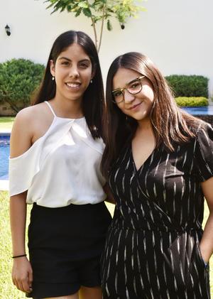 Valeria Masu y Andrea Silva