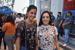 Jessica y Karla