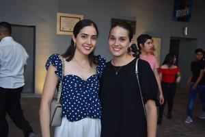 Mariana y Daniela