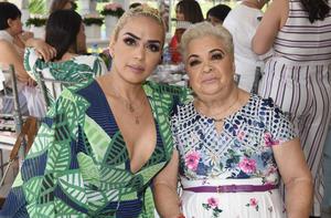 Sandra Bustamante y Sandra Luna