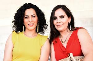 Zayra y Karen