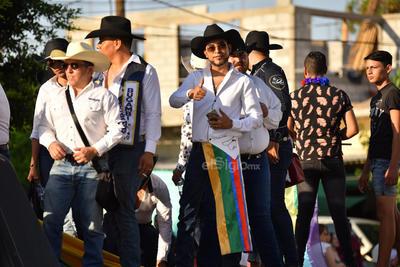 Acudieron distintos representantes de la comunidad LGBTI.