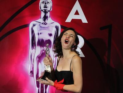 La directora de cine Lila Aviles