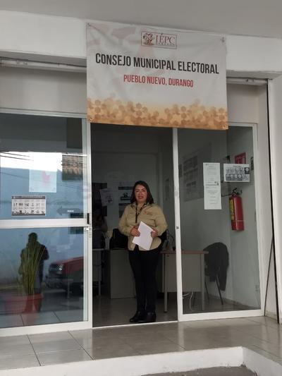 El Consejo Municipal del EPC, informó qué a las 09:40 horas apenas un 17 por ciento de las casillas ubicadas en la cabecera municipal reportaron instalación formal.