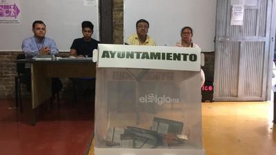 Duranguenses salen a votar por nuevos alcaldes