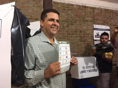 Homero Martínez indicó que le apuesta a la vialidad política de sus adversarios para que sea una elección tranquila y que gane quien la ciudadanía decida.