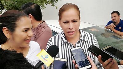 Vitela Rodríguez dijo sentirse segura de obtener la victoria ya que las encuestas y la preferencia de la gente la favorecen, a pesar de la guerra sucia de que fue objeto en redes sociales durante la campaña.