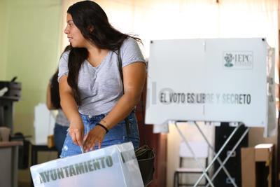 Duranguenses votarán para elegir a quienes integrarán los 39 Ayuntamientos.
