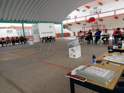En Durango vigilarán la elección 139 observadores electorales.