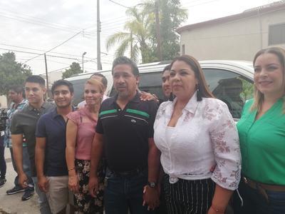 Anavel Fernández, candidata del PRI a la Presidencia Municipal de Gómez Palacio.