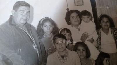 Familia Ibarra Acuña.