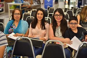 03062019 María del Carmen, Alejandra, Mónica y Luciano.