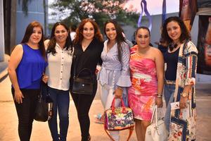 04062019 Alejandra, Paola, Nuria, Gisela, Mayra y Carolina.