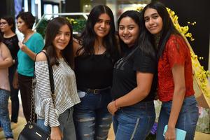 04062019 Paulina, Giovana, Ximena y Aracely.
