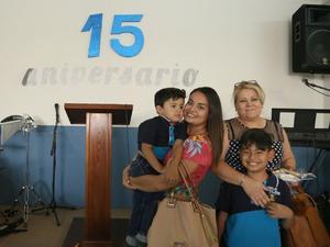 04062019 Rafael, Dulce, Rosario y Gael.