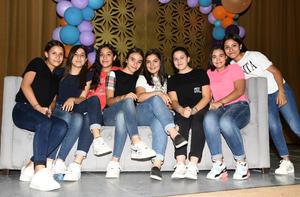 05062019 Valeria, Regina, Luciana, Paulina, Ana Pao, Bárbara, Renata y Marifer.