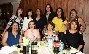 05062019 Sonia, Raquel, Rosy, Rosy, Ale, Yolanda, Marcia, Maribel, Raquel y Martha.