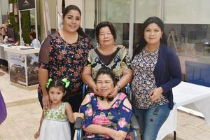 05062019 Adriana, Jaanai, Minerva, Raquel y María.