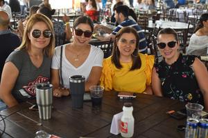 07062019 Denisse, Fernanda, Martha y Laura.