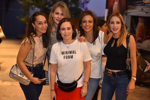 07062019 Gabriela, Caro, Aurora y Mónica.