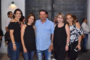 07062019 Marina, Adriana, Marcelo, Magaly y Sandra.