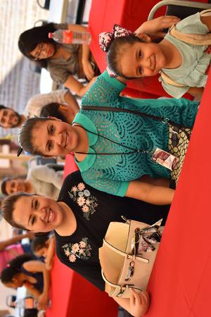 07062019 Viridiana, Marcela y Nicole.