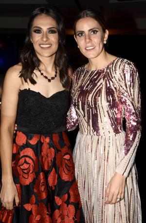 Fernanda y Elisa
