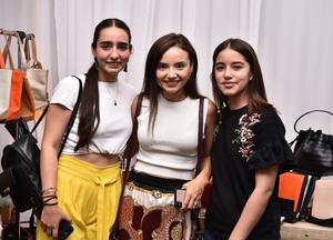 Daniela, Karla y Paola