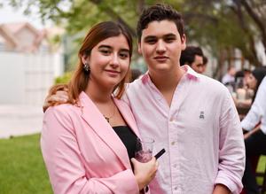 Ángela y Jaime