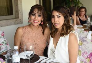 Carla y Vivi