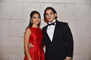 Ángela y Sebastián
