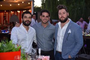 Babun, Arturo e Isaac