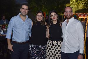 Iñaki, Ani, Sofy y Omar