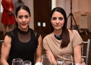 Cristina y Alejandra