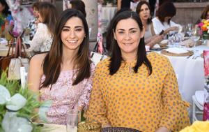 Cecy Gurza y Lea Franco