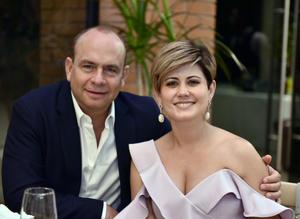 César y Ana Sofía