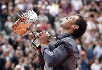 Rafael Nadal sigue haciendo historia.
