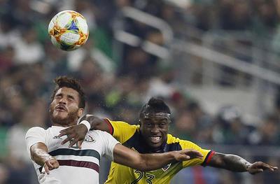El Tri se impone ante Ecuador previo a Copa Oro