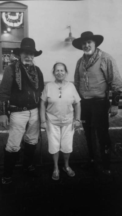 Rosario Zapata en Arlington, Texas