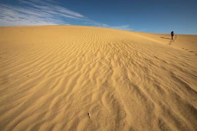 El Valle de la Muerte atrajo a más de 1.65 millones de visitantes en 2018.